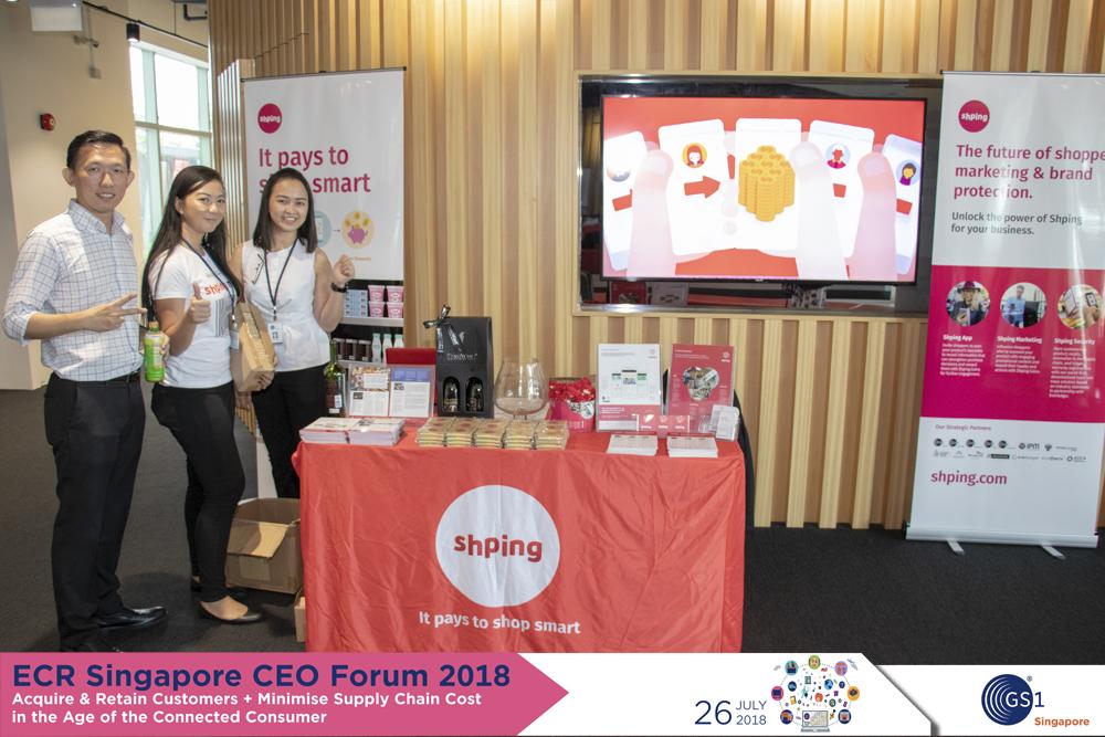ECR Singapore CEO Forum 2018